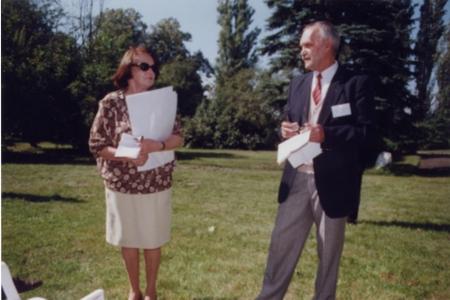 Organizatorzy zjazdów w 1998 i 1999