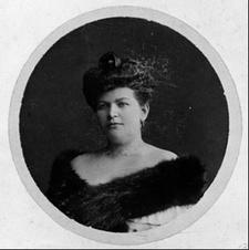 Antonina Władyczańska zd. Nowicka, majątek Sawejki