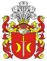 Herb Ostoja - herb rodziny Boguszewskich